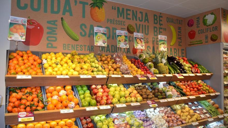 Roges inverteix 2,3 milions d'euros en renovar els seus supermercats