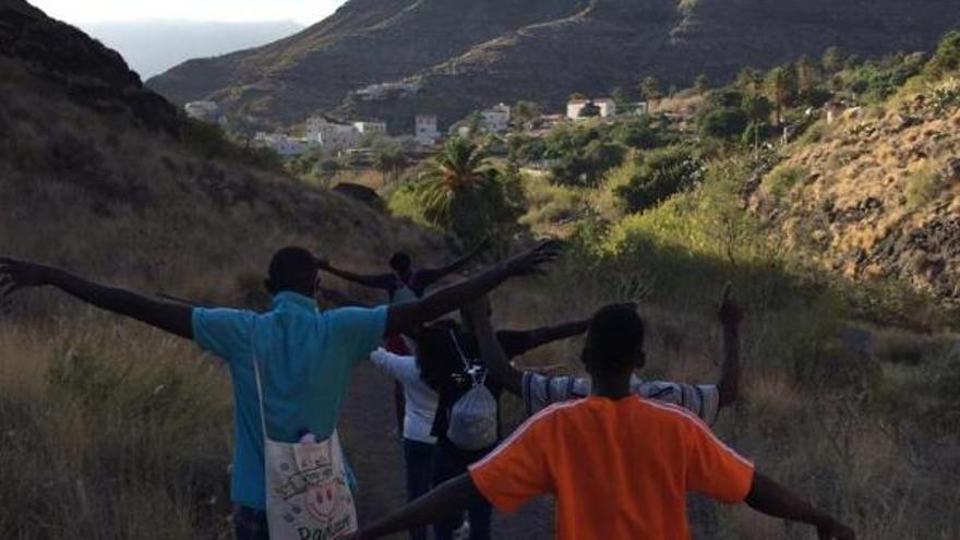 Los vecinos de Moya recogen este viernes el Premio Ciudadano Europeo por su ayuda a los migrantes