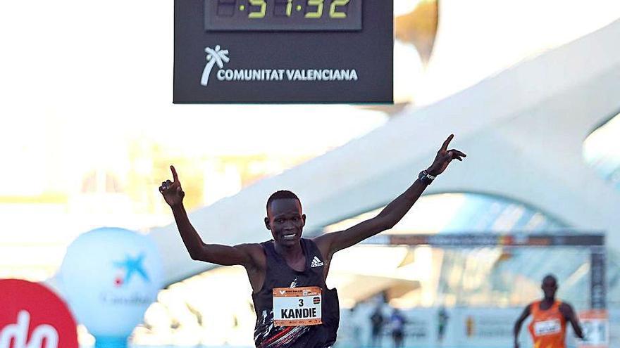 El Maratón de Valencia blinda las marcas élite