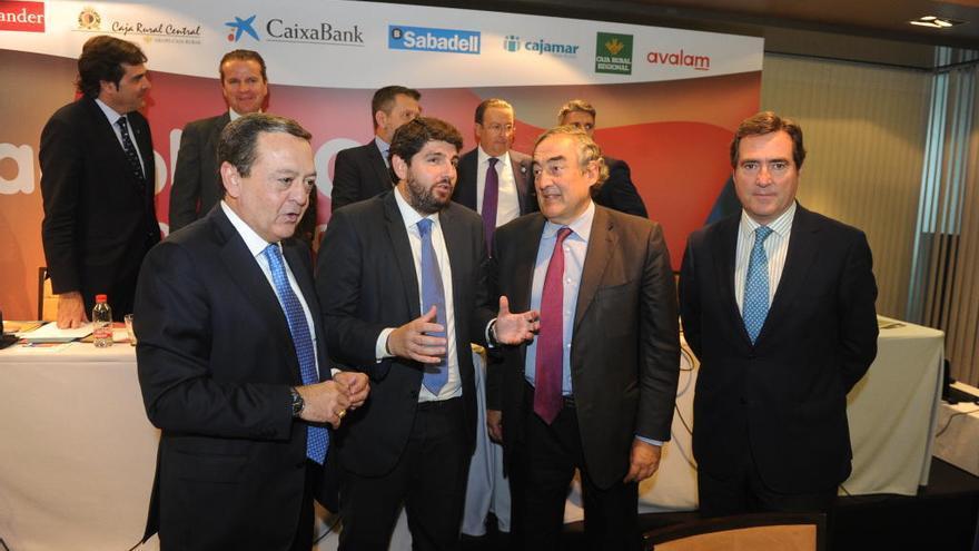 La CROEM apoya la candidatura de Garamendi para dirigir la patronal CEOE