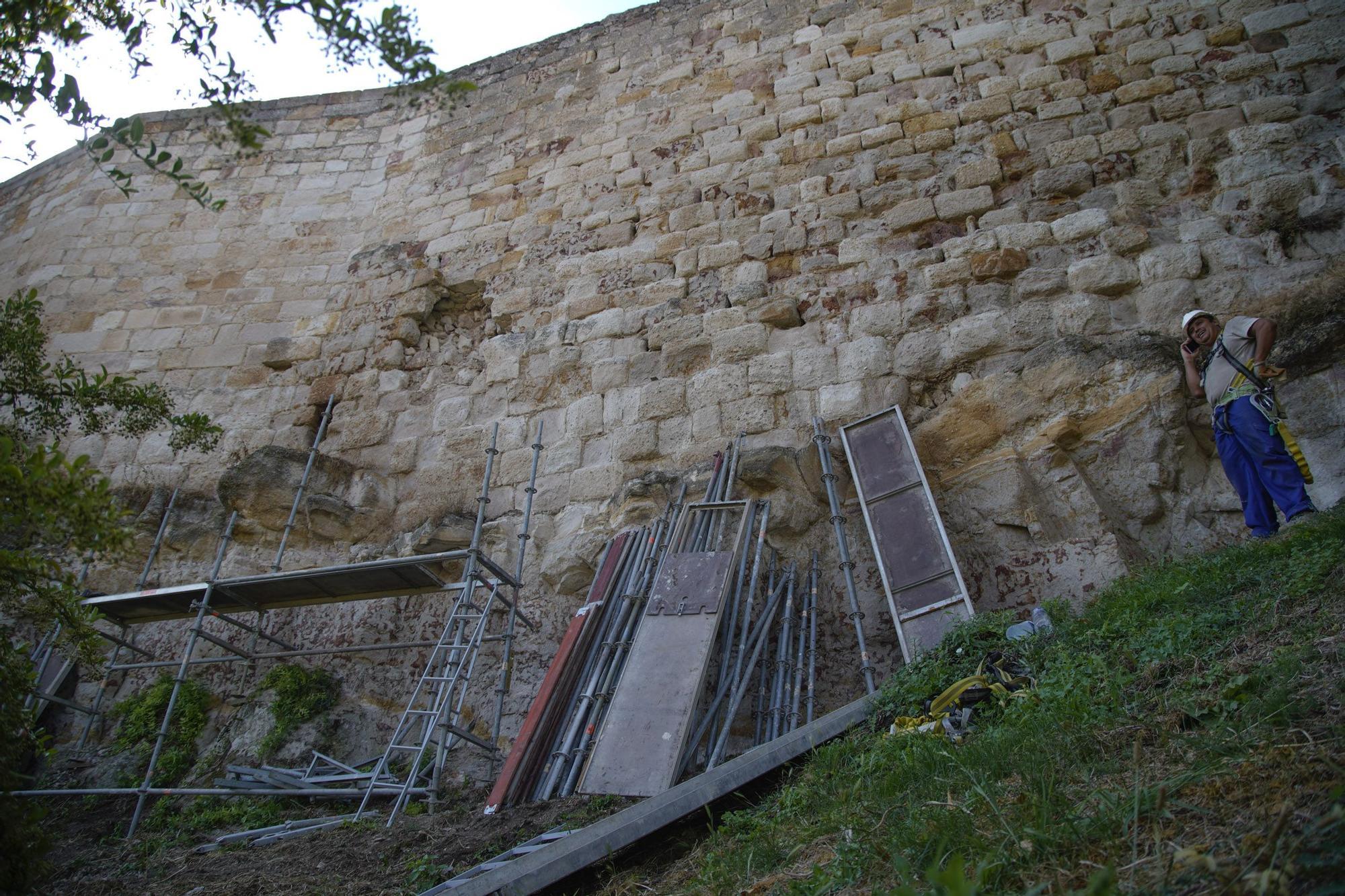 Zamora   Comienzan las obras de la Muralla en Trascastillo