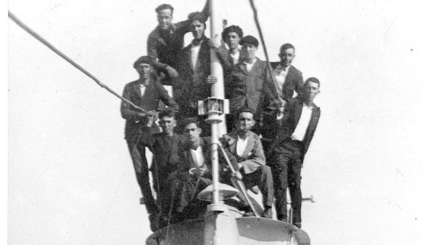 85 anos da Escola Elemental de Pesca de Cangas (II)