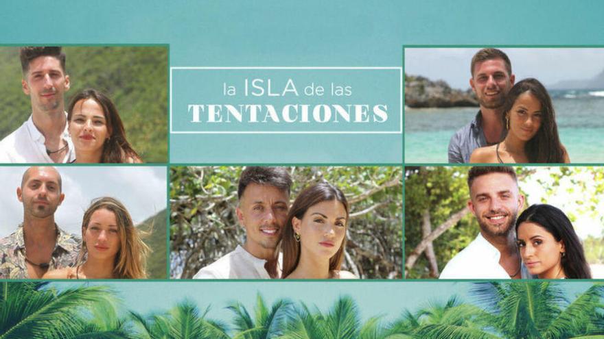 'La isla de las tentaciones 2': El amor se pone a prueba