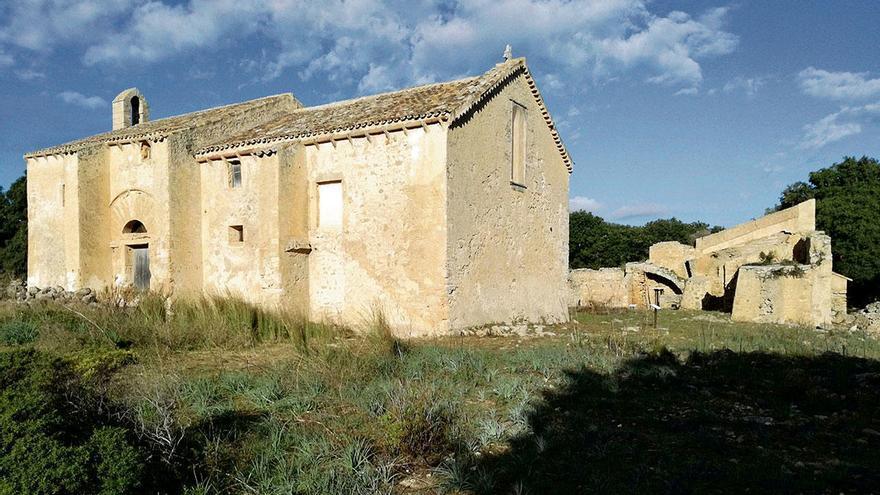 Das morbide Geheimnis der Kapelle Bellpuig bei Artà
