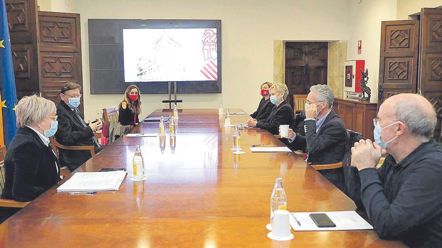 La Comunitat Valenciana está capacitada para administrar 400.000 dosis hasta marzo