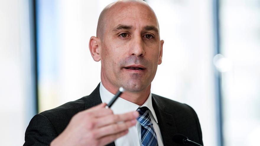 Rubiales explica a los clubes el sistema de la nueva Primera RFEF, la categoría en la que aspira estar el Dépor