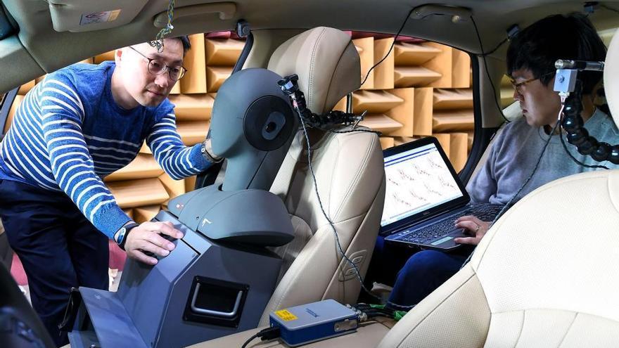 Hyundai desarrolla una tecnología para reducir el ruido de la rodadura