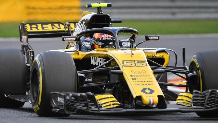 Raikkonen comanda los libres del Gran Premio de Bélgica, con Sainz octavo