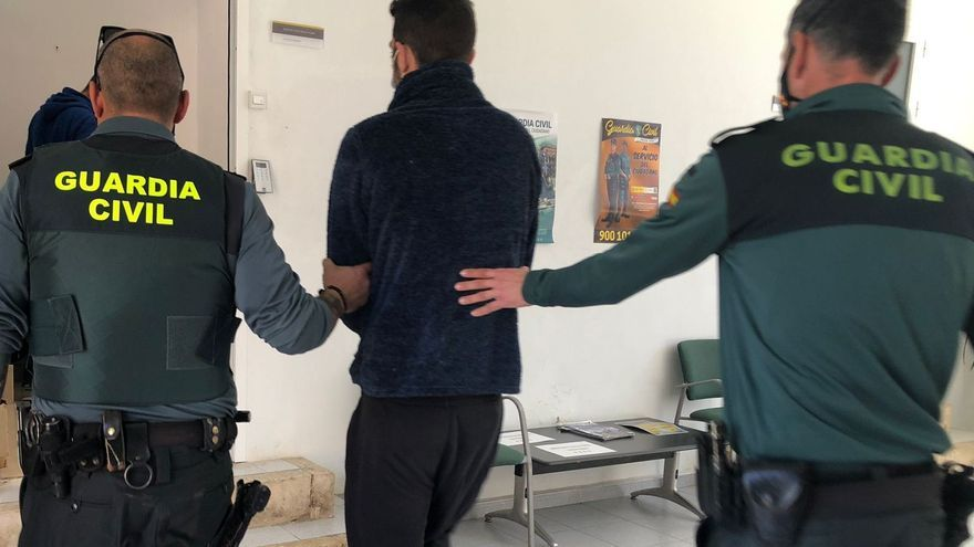 Detenido por quince robos en comercios de Algaida y Llucmajor en una semana