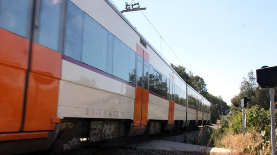 Restablerta la circulació ferroviària entre Planoles i La Molina després del descarrilament al túnel de Toses