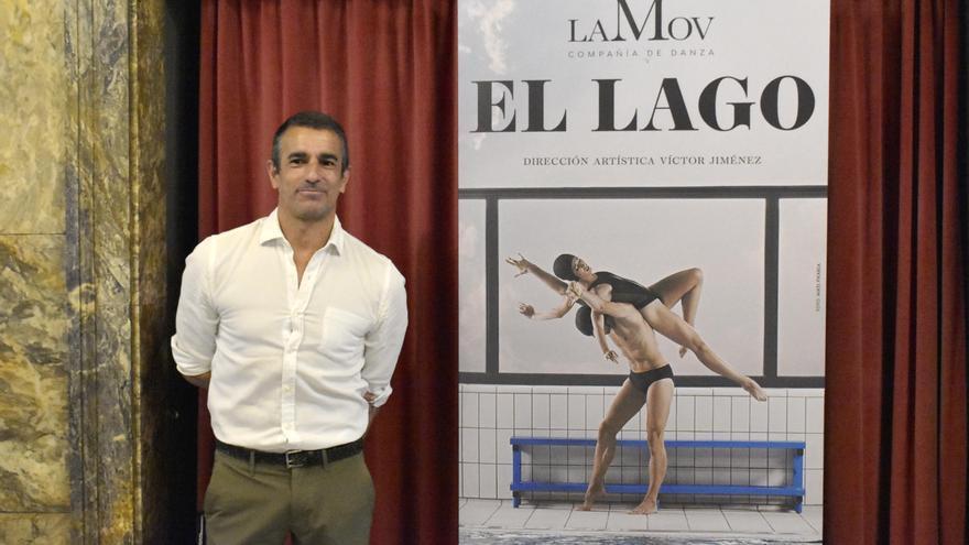 LaMov vuelve al Principal con su versión de 'El lago de los cisnes'