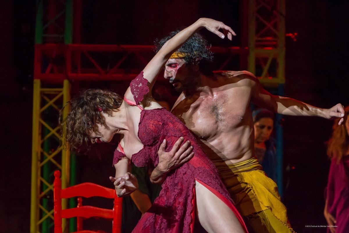 El Festival de Teatro Clásico de Mérida, en imágenes
