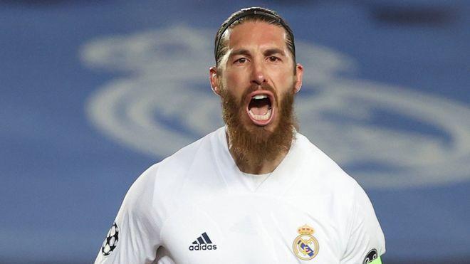 Ramos y el PSG