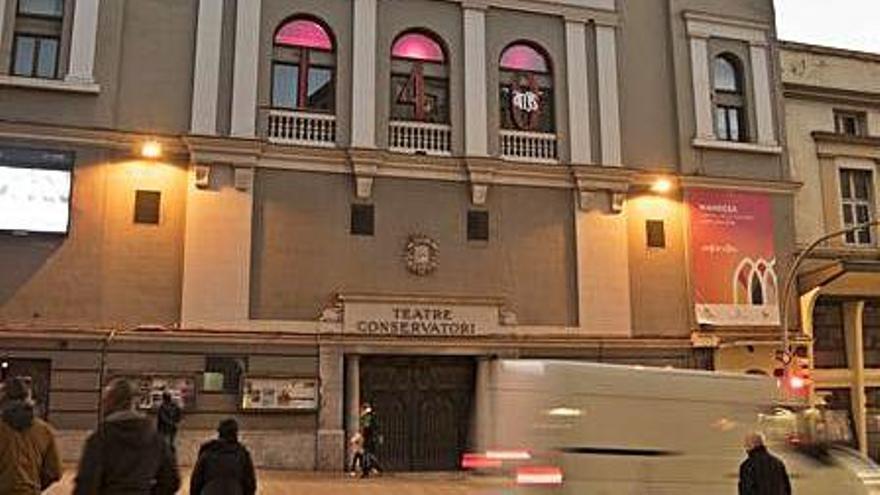 Traspàs del Kursaal i el 'Tori' a Manresana d'Equipaments per un valor de 9 milions