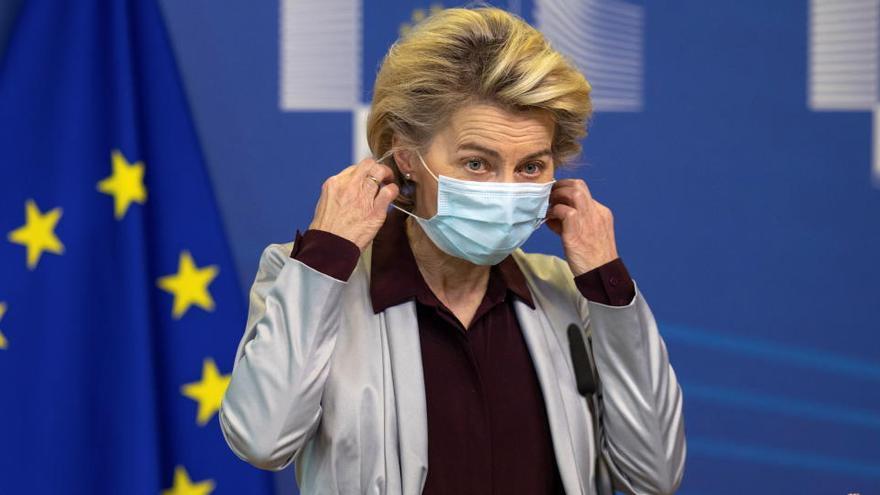 La UE comprará a Moderna 160 millones de vacunas