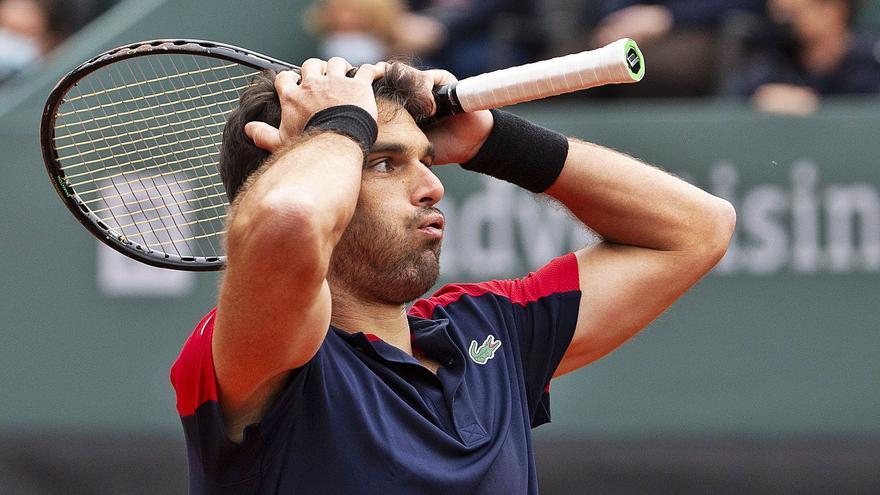 Andújar derrota a Federer