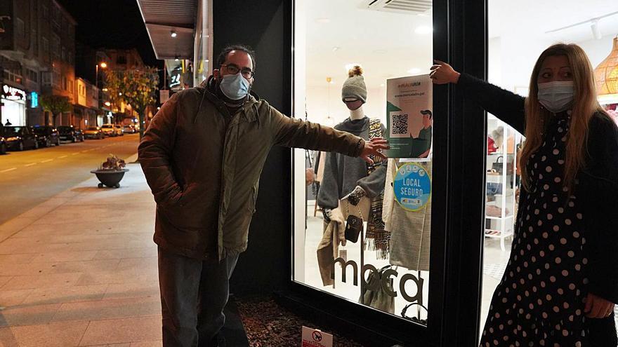 Merca Lalín lanza una campaña para bares y restaurantes que venden comida para llevar