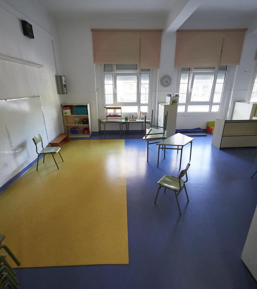 Curso escolar 2021-22: mascarilla, distancia y grupos de 25 alumnos en primaria