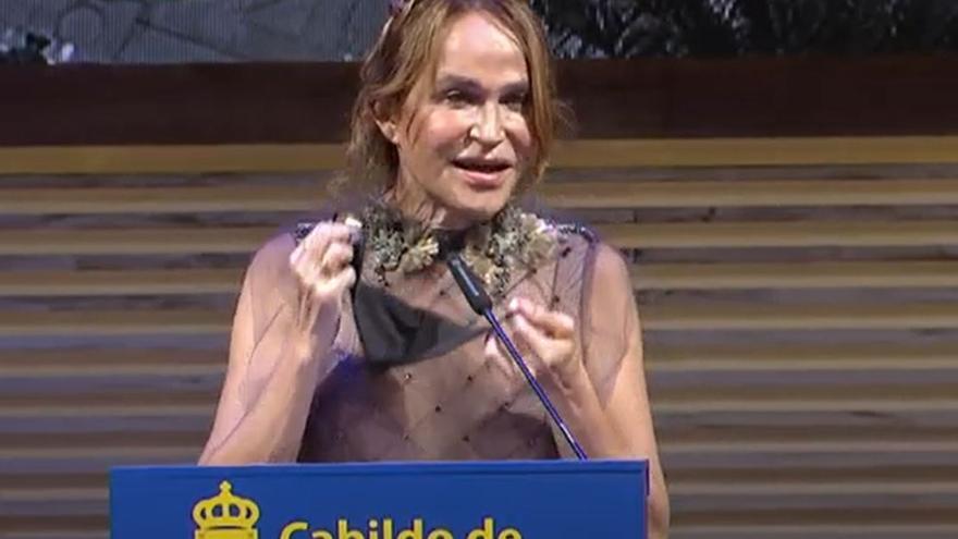 """Antonia San Juan: """"Tenemos la suerte de haber nacido en el paraíso"""""""