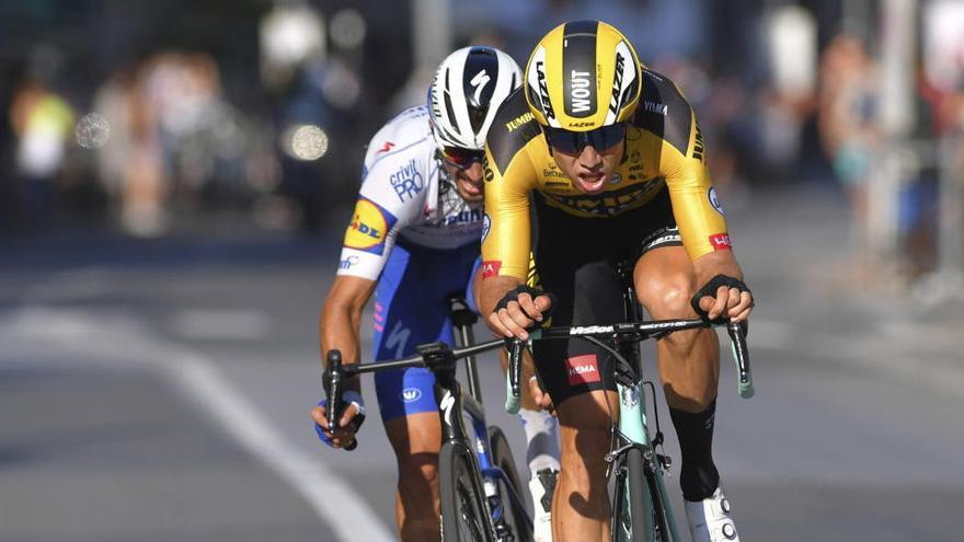 Van Aert conquista la Milán-San Remo