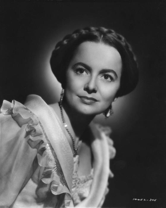 Muere Olivia de Havilland, la última superviviente
