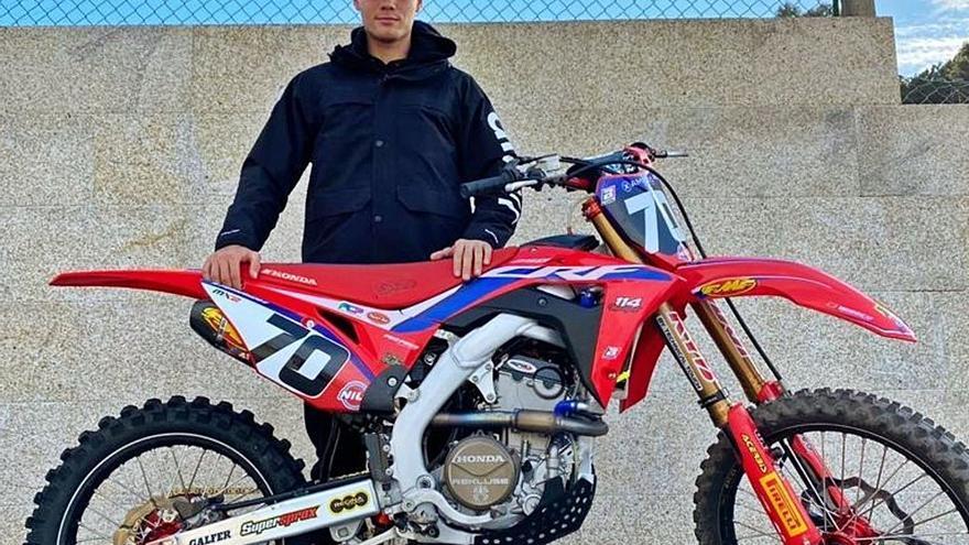 Rubén Fernández ficha por Honda 114 Motorsports