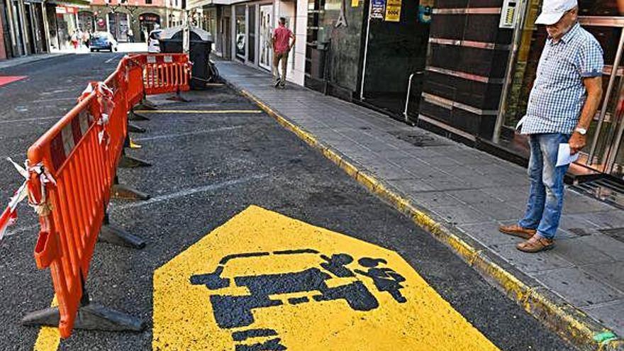 Dos zonas de besa y baja para el entorno escolar de la calle Malteses