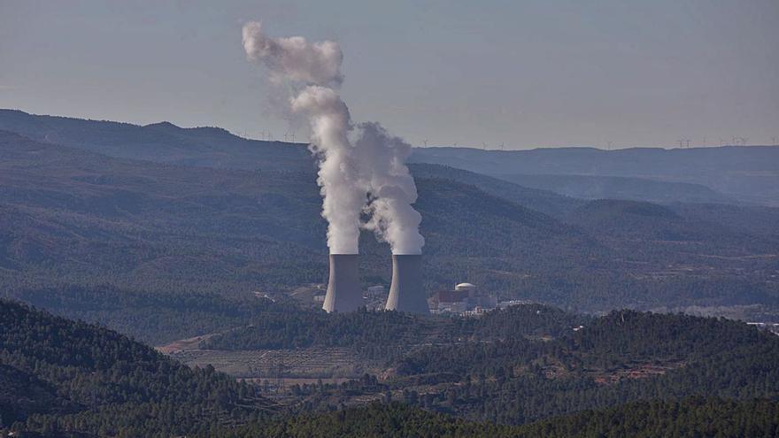 La nuclear de Cofrentes notifica un incidente al saltar la alerta de incendios