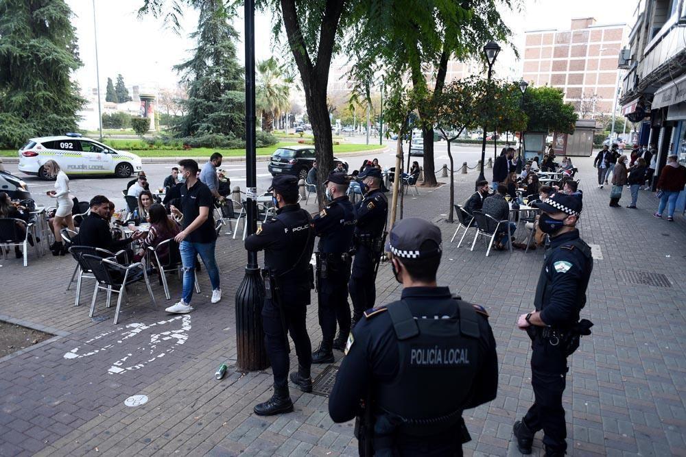 Las imágenes de la 'Tardebuena' en Córdoba