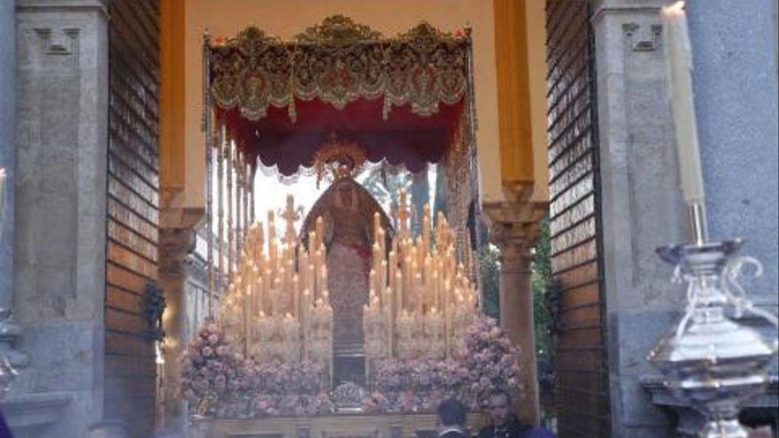 La Virgen de la Salud saldrá en procesión extraordinaria el 21 de noviembre
