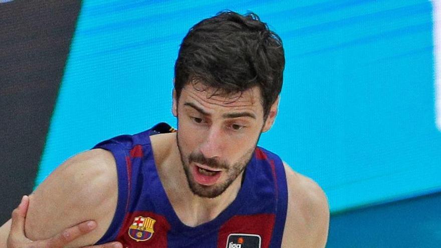 Ante Tomic confirma que no seguirá en el Barça