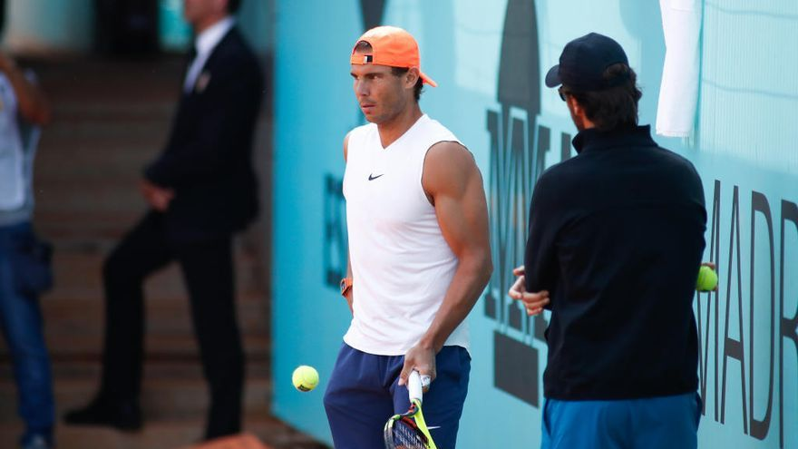 """Rafa Nadal: """"He tenido problemas, algunos los sabéis y otros no"""""""