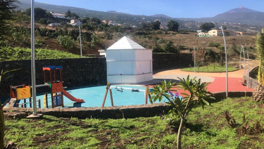 Pérez (CC) anuncia el inicio de la última fase del parque de Opuntia