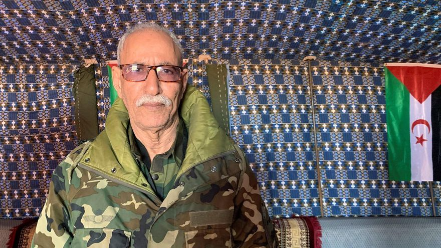 Marruecos pide explicaciones a España por acoger al líder del Polisario
