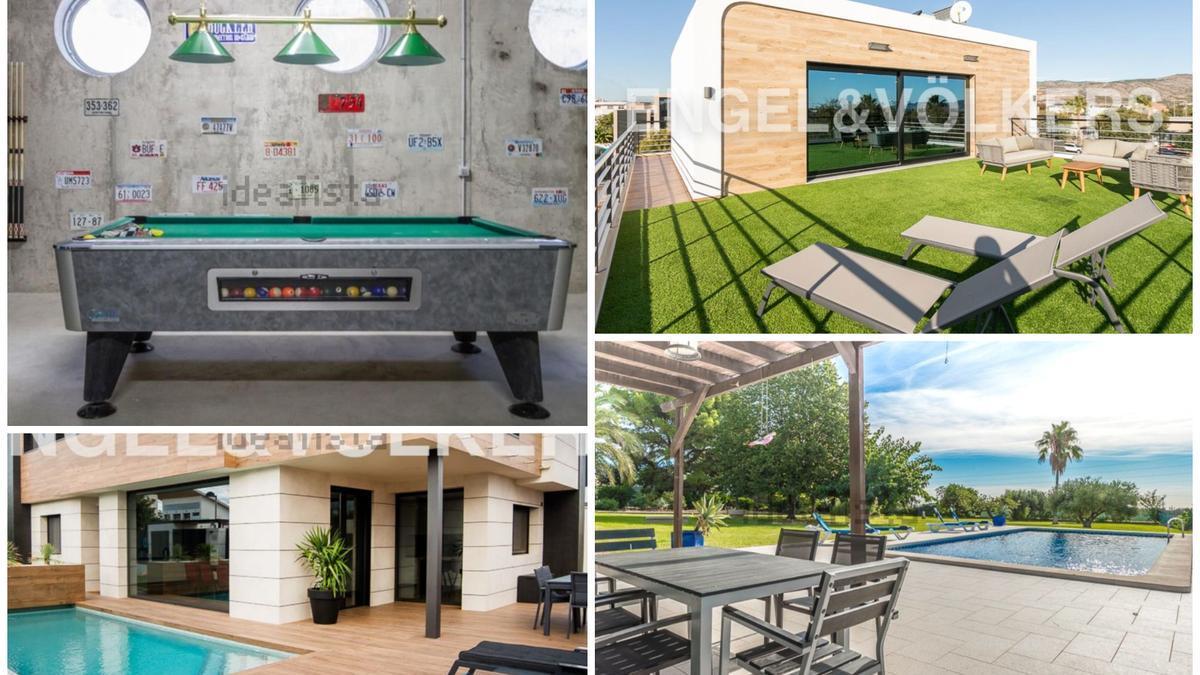 Cinco casas de lujo situadas en Castelló que llegan a superar el millón de euros