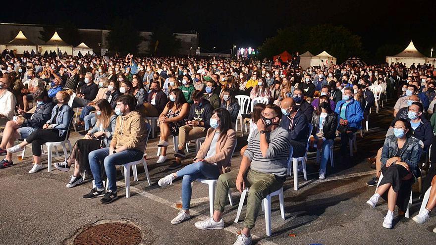 El Atlantic Fest salda el evento con más de 7.000 asistentes