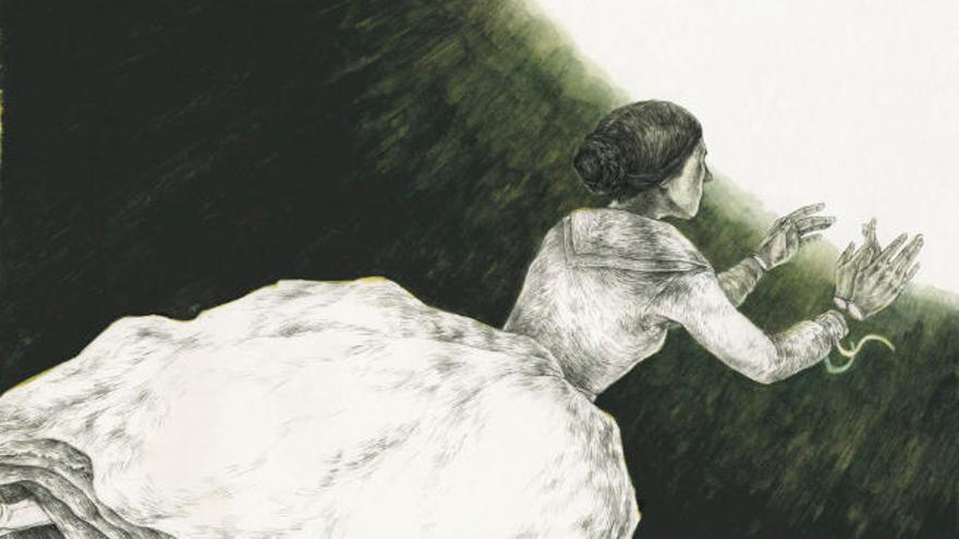Emily Dickinson,  en defensa del encierro