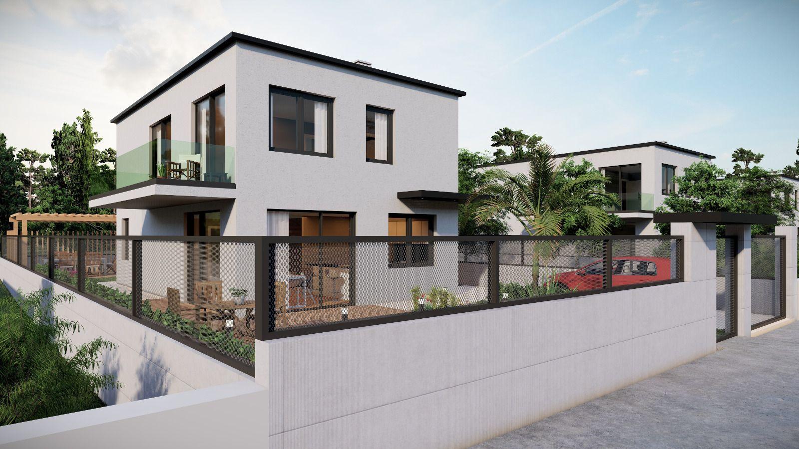 Modelos de chalés y pisos que diseña Arco da Vella, con luz y espacios al aire libre.jpeg
