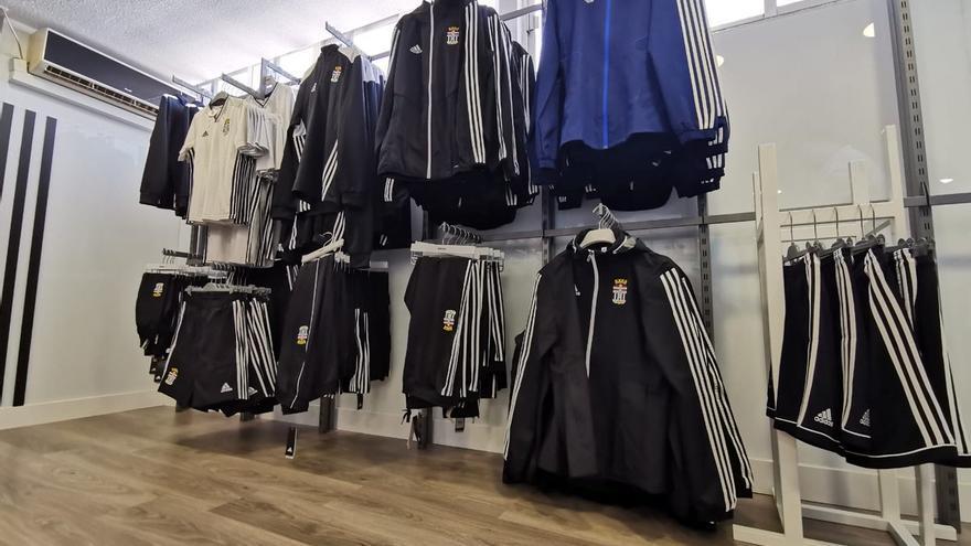 Detenido por robar en la tienda oficial del FC Cartagena
