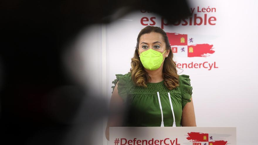 El PSOE pide la gestión del 30% del fondo de recuperación para los entes locales de Castilla y León