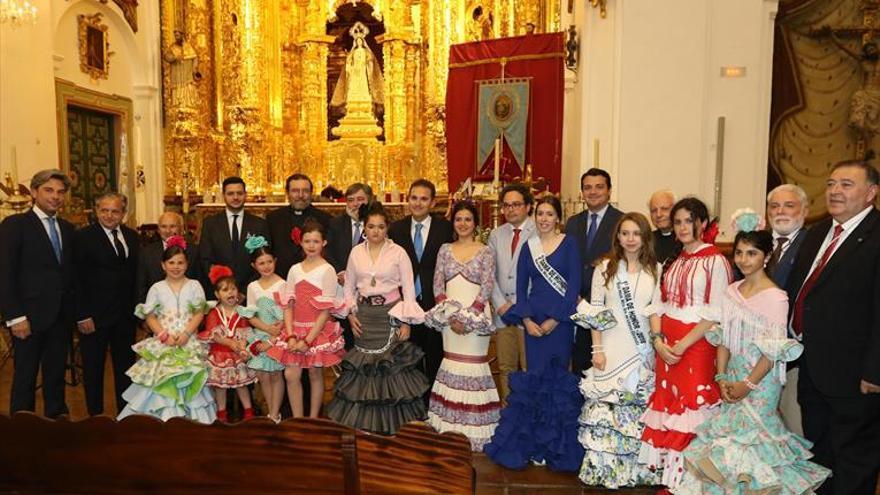 Javier Tafur exalta la romería de la Virgen de Linares