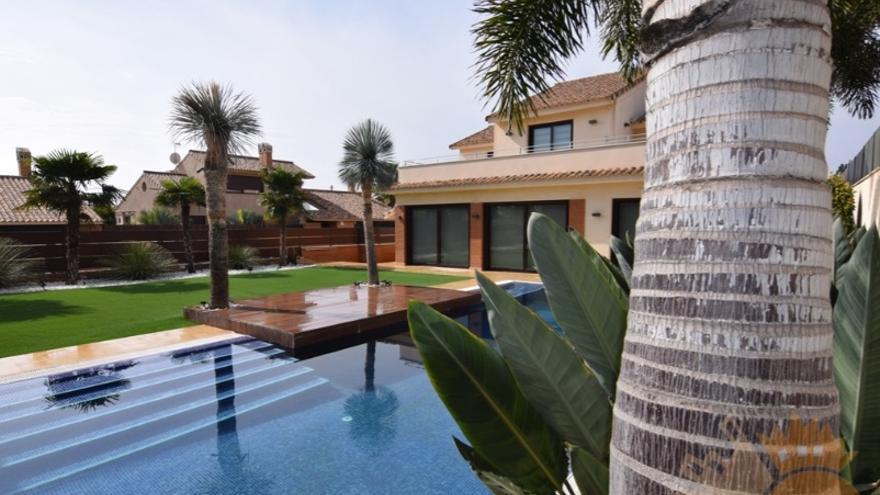 Casas en La Alcayna, gana en calidad de vida a pocos minutos de la capital