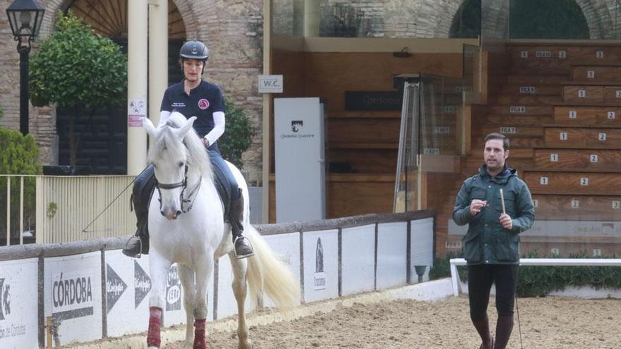 Córdoba escuela de equitación europea