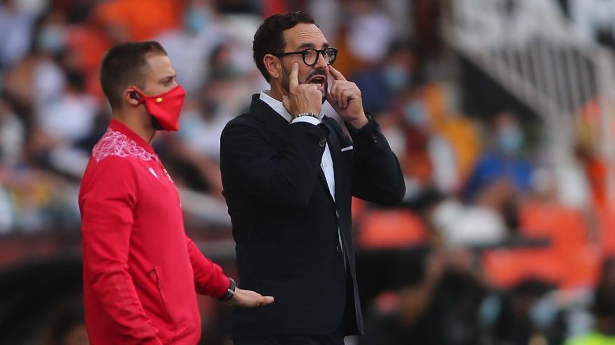 El Valencia CF, el equipo con menor límite salarial de LaLiga