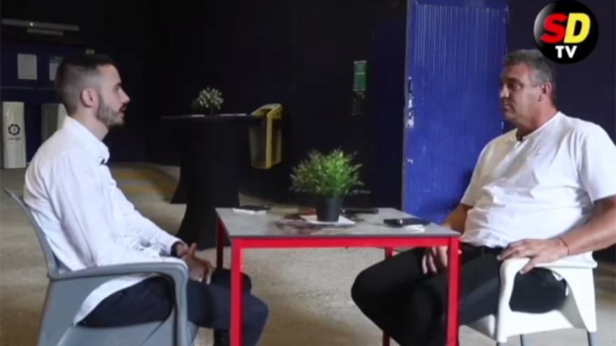 Entrevista a Ballesteros (II)