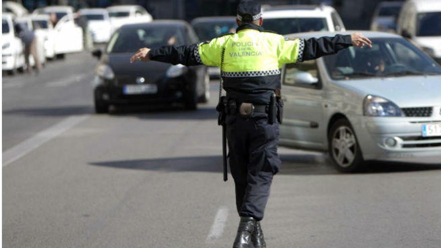 Cortes tráfico en Valencia: Cabalgata del Ninot, 10K y mascletades