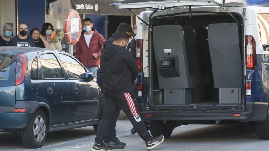 A prisión dos de los tres detenidos en A Coruña por retener a una menor vendida por sus padres
