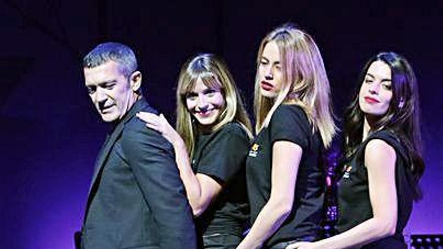 El nuevo musical de Antonio Banderas