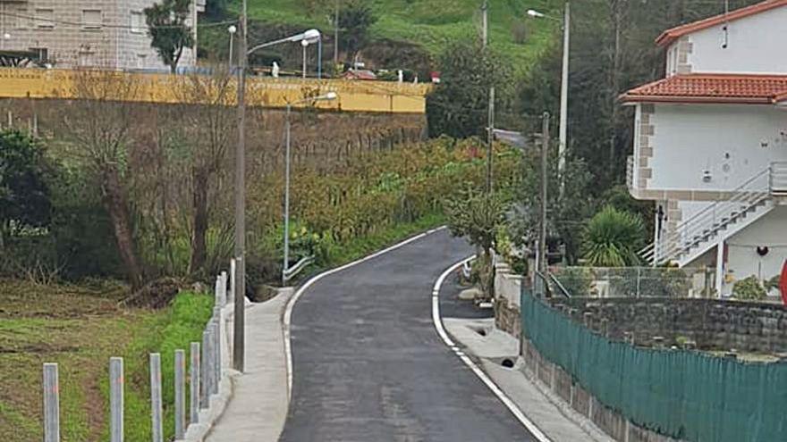 El Concello de Poio apuesta por ampliar los trabajos de mejora del Camiño de Covelo