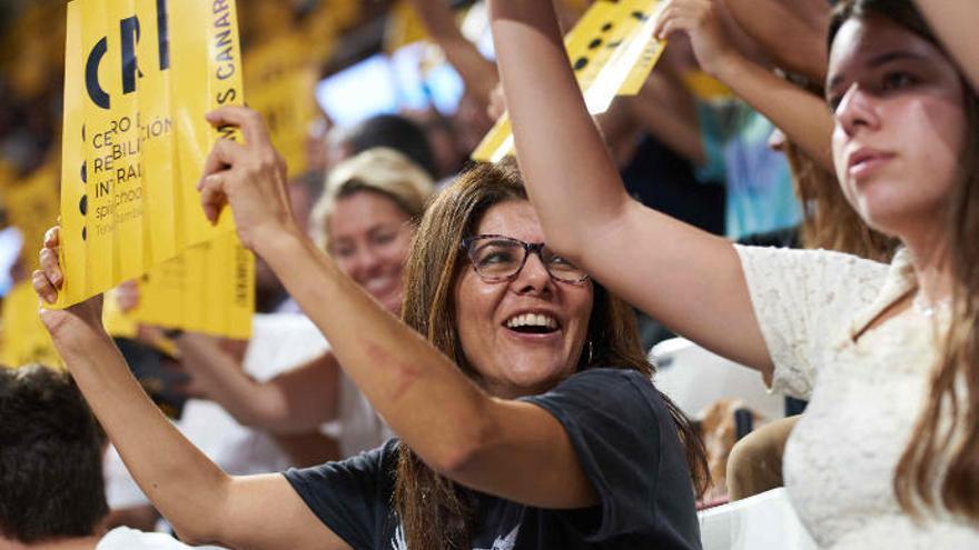 Ganadores del sorteo de entradas para ver al Iberostar Tenerife ante el UCAM Murcia